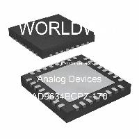 AD9634BCPZ-170 - Analog Devices Inc - Analog to Digital Converters - ADC
