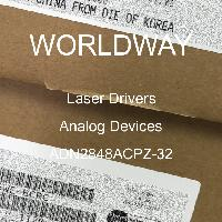 ADN2848ACPZ-32 - Analog Devices Inc - Laser Drivers