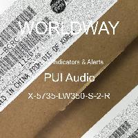 X-5735-LW350-S-2-R - PUI Audio - Audio Indicators & Alerts