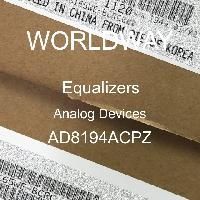 AD8194ACPZ - Analog Devices Inc - Equalizers