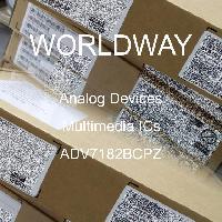 ADV7182BCPZ - Analog Devices Inc - CI multimediali