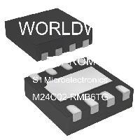 M24C02-RMB6TG - STMicroelectronics - EEPROM