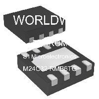 M24C32-RMB6TG - STMicroelectronics - EEPROM