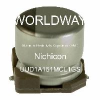 UUD1A151MCL1GS - Nichicon - Aluminum Electrolytic Capacitors - SMD