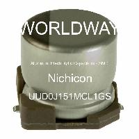 UUD0J151MCL1GS - Nichicon - Aluminum Electrolytic Capacitors - SMD