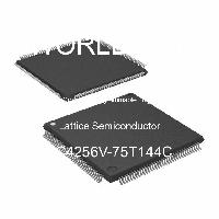 LC4256V-75T144C - Lattice Semiconductor Corporation