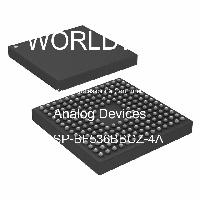 ADSP-BF536BBCZ-4A - Analog Devices Inc - Digital Signal Processors & Controllers - DSP