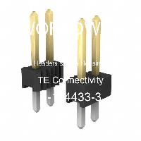 1-104433-3 - TE Connectivity AMP Connectors - Headers & Wire Housings