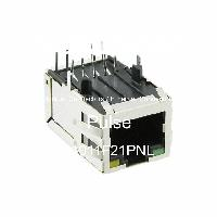 J1011F21PNL - Pulse Electronics Corporation - Conectores modulares / Conectores Ethernet