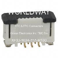 XF2J-1024-11A-R100 - Omron Electronics Inc-EMC Div - FFCおよびFPCコネクタ