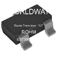 SST3904T116 - ROHM Semiconductor - Bipolar Transistors - BJT