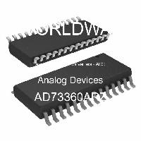 AD73360ARZ - Analog Devices Inc - Analog to Digital Converters - ADC