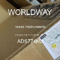 ADS774KU - Texas Instruments - Analog to Digital Converters - ADC