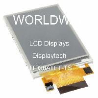DT028ATFT-TS - Displaytech - LCD Menampilkan