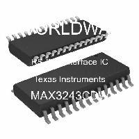 MAX3243CDW - Texas Instruments