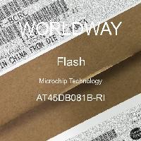 AT45DB081B-RI - Microchip Technology - فلاش