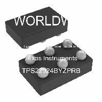 TPS22924BYZPRB - Texas Instruments