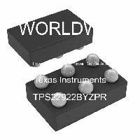 TPS22922BYZPR - Texas Instruments