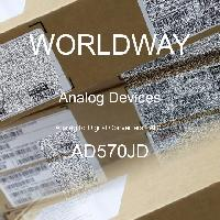 AD570JD - Analog Devices Inc - Analog to Digital Converters - ADC