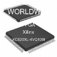 XCS20XL-4VQ100I - Xilinx