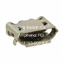 10118193-0001LF - Amphenol FCi - USB开关IC