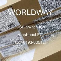10118193-0001LF - Amphenol FCi - USB Beralih IC
