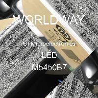M5450B7 - STMicroelectronics - LED