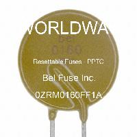 0ZRM0160FF1A - Bel Fuse - Fusibili ripristinabili - PPTC