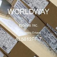 AL5812FF-7 - Zetex / Diodes Inc - LED Lighting Drivers