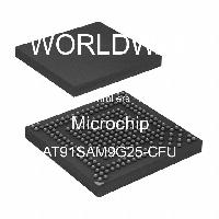 AT91SAM9G25-CFU - Microchip Technology Inc