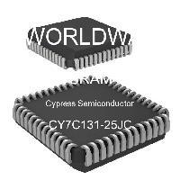 CY7C131-25JC - Cypress Semiconductor - SRAM