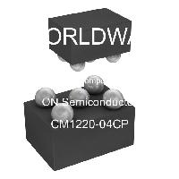 CM1220-04CP - ON Semiconductor
