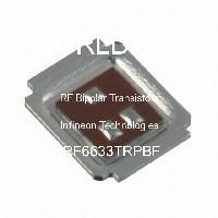IRF6633TRPBF - Infineon Technologies AG - RF Bipolar Transistors