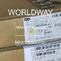MAX1263BEEG+ - Maxim Integrated Products - Convertitori da analogico a digitale - ADC
