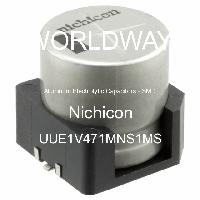 UUE1V471MNS1MS - Nichicon - Aluminum Electrolytic Capacitors - SMD