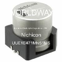 UUE1E471MNS1MS - Nichicon - Aluminum Electrolytic Capacitors - SMD