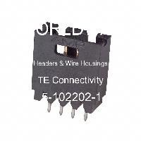 5-102202-1 - TE Connectivity Ltd - Headers & Wire Housings