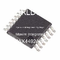MAX4492AUD - Maxim Integrated Products