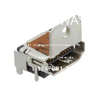 1-1747981-3 - TE Connectivity AMP Connectors - Konektor HDMI, Displayport & DVI