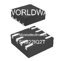 TSX922IQ2T - STMicroelectronics - Operational Amplifiers - Op Amps