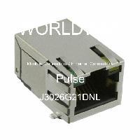 J3026G21DNL - Pulse Electronics Corporation