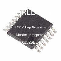 MAX8526EUD+T - Maxim Integrated Products - Reguladores de voltaje LDO