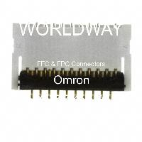 XF2B-2145-31A - OMRON Electronic Components LLC - FFCおよびFPCコネクタ