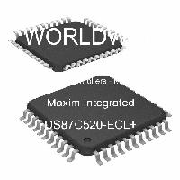 DS87C520-ECL+ - Maxim Integrated Products