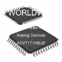 ADV7171KSUZ - Analog Devices Inc - 멀티미디어 IC