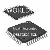 DS87C520-ECL - Maxim Integrated Products