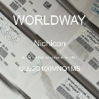 UUJ2G100MNQ1MS - Nichicon - Aluminum Electrolytic Capacitors - SMD