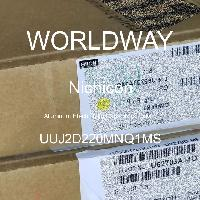 UUJ2D220MNQ1MS - Nichicon - Aluminum Electrolytic Capacitors - SMD