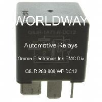 G8JR 280-800 WP DC12 - Omron Electronics Inc-EMC Div - Automotive Relays