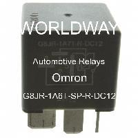 G8JR-1A6T-SP-R-DC12 - Omron Electronics Inc-EMC Div - Automotive Relays